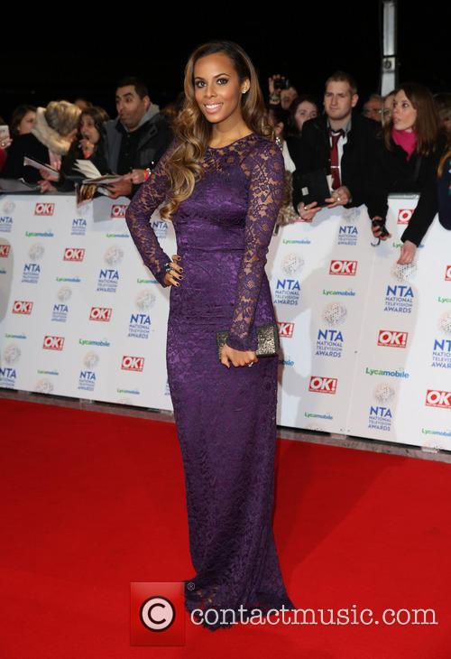 Rochelle Humes and Rochelle Wiseman 2