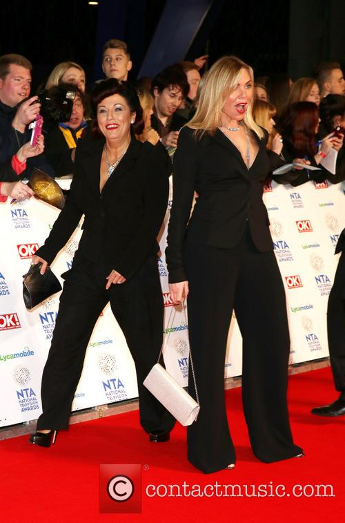 Jessie Wallace and Samantha Womack 5