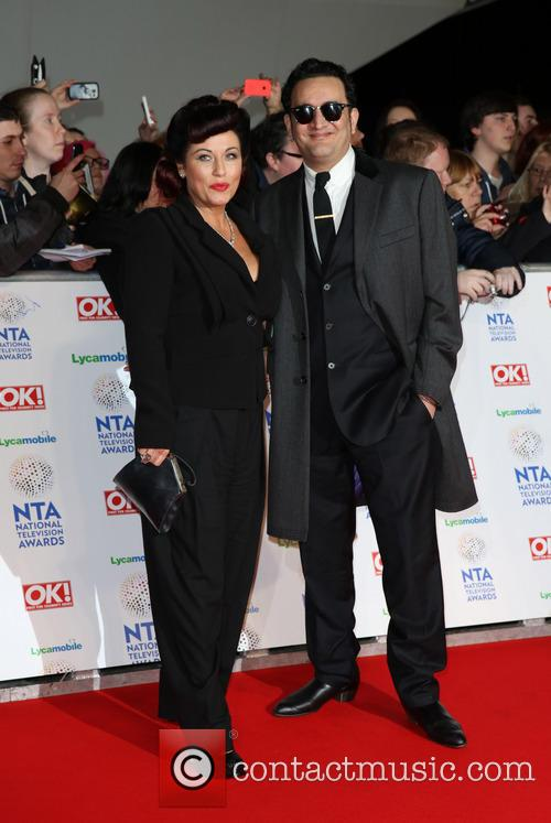 Jessie Wallace and Tim Arnold 4