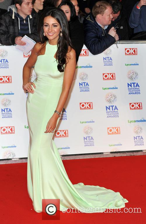 Michelle Keegan, The National Television Awards