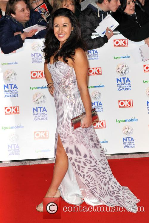 hayley tamaddon the national television awards 2014 4036215