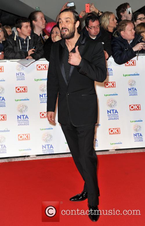 Jamie Lomas, The National Television Awards