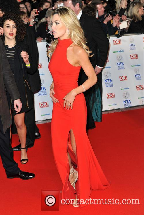 abigail clancy the national television awards 2014 4036230