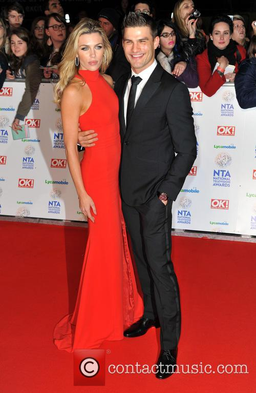 Aljaz Skorjanec and Abigail Clancy 5
