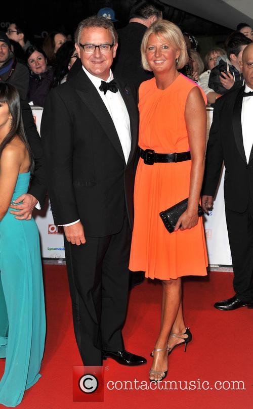 Hugh Bonneville, Lulu Williams, The National Television Awards