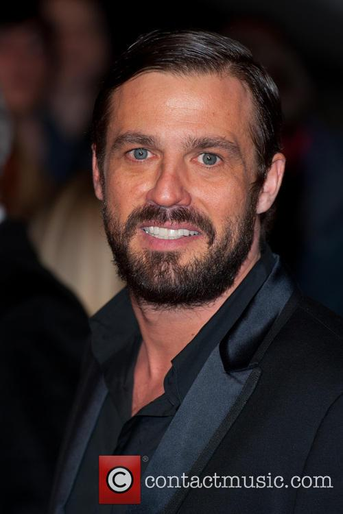 Jamie Lomas, O2 Arena Greenwich, The National Television Awards