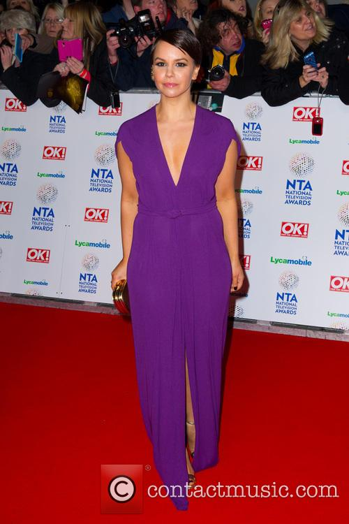 jessica fox the national television awards 2014 4036833