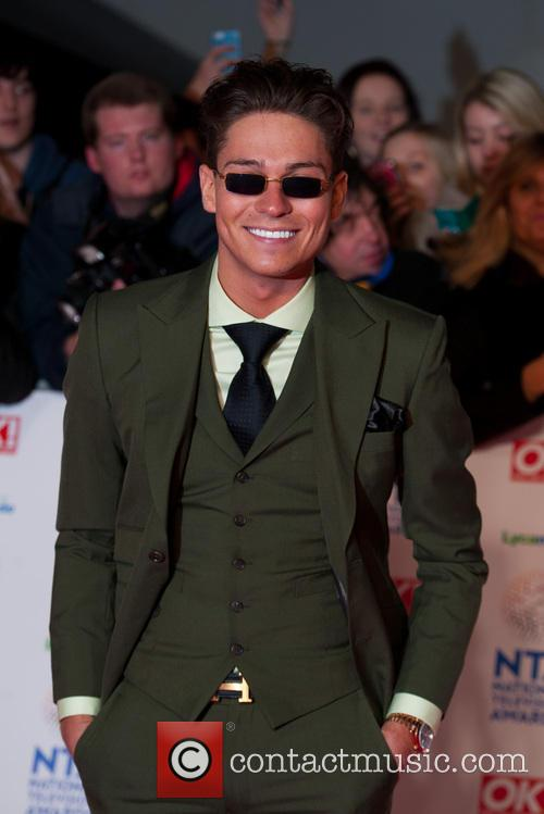 joey essex the national television awards 2014 4036813