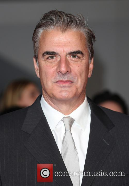 Chris Noth, The National Television Awards
