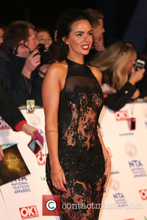 Jennifer Metcalfe, The National Television Awards