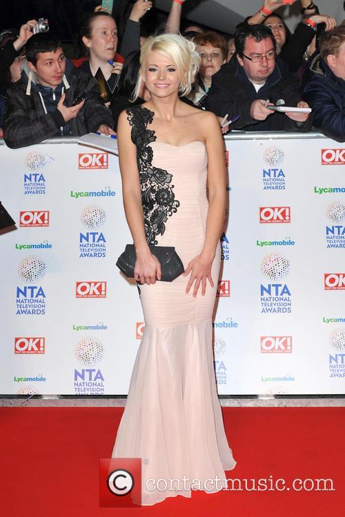 Danielle Harold, National Television Awards