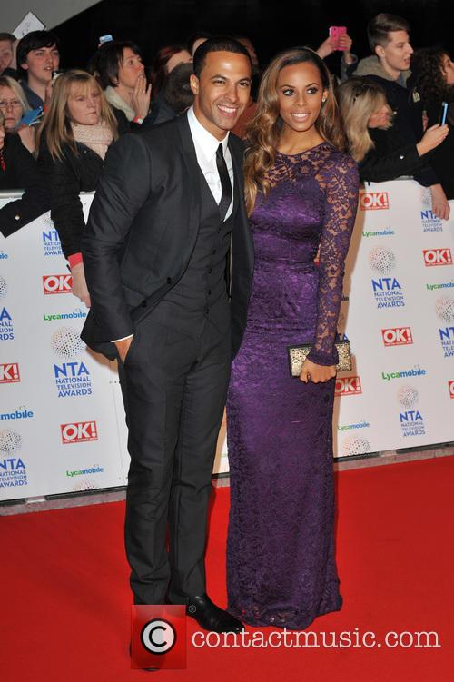 Marvin Humes and Rochelle Wiseman 7