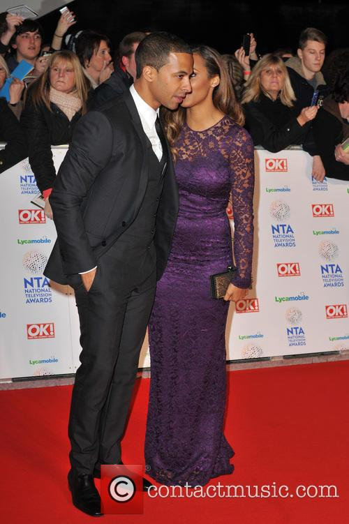 Marvin Humes and Rochelle Wiseman 9