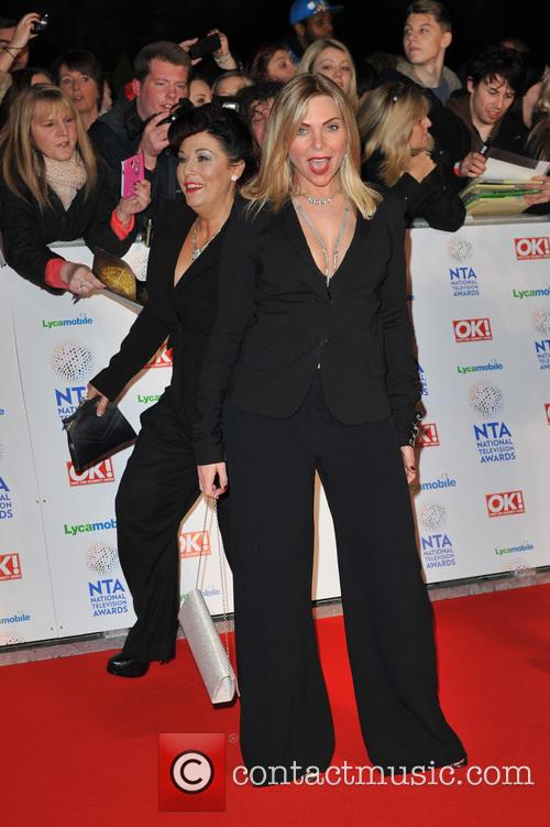 Samantha Womack and Jessie Wallace 6