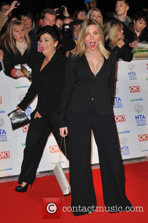 Samantha Womack and Jessie Wallace 8
