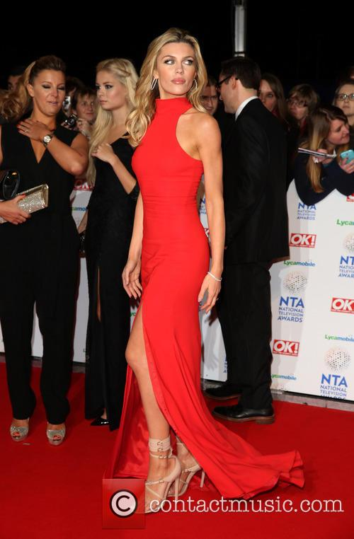 Abbey Clancy, Abigail Clancy and Abbey Crouch 1
