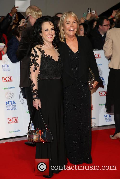 Lesley Joseph and Linda Robson