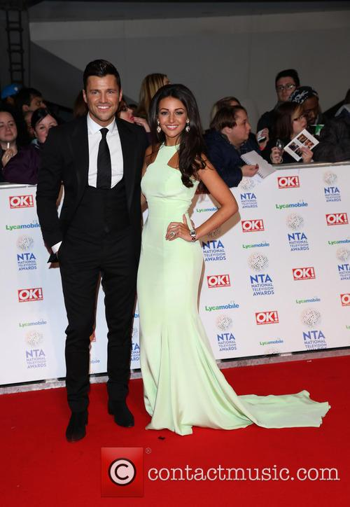 Mark Wright and Michelle Keegan 5