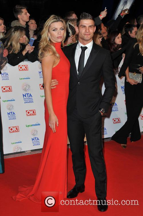 abbey clancy alja skorjanec national tv awards 4036500