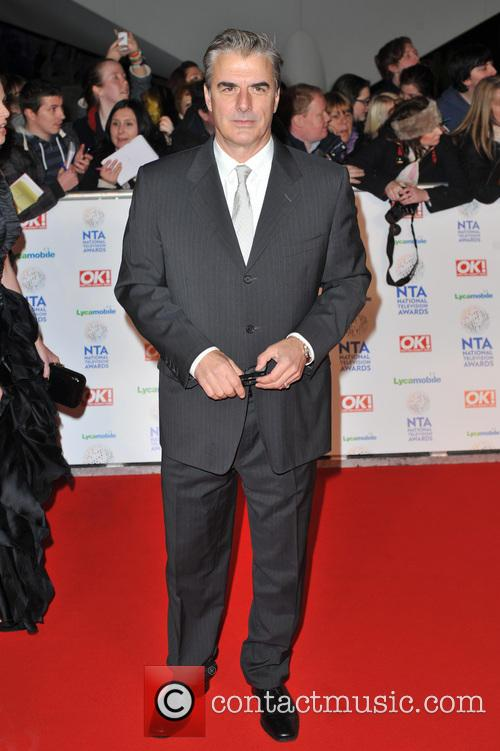 Chris Noth, National Television Awards