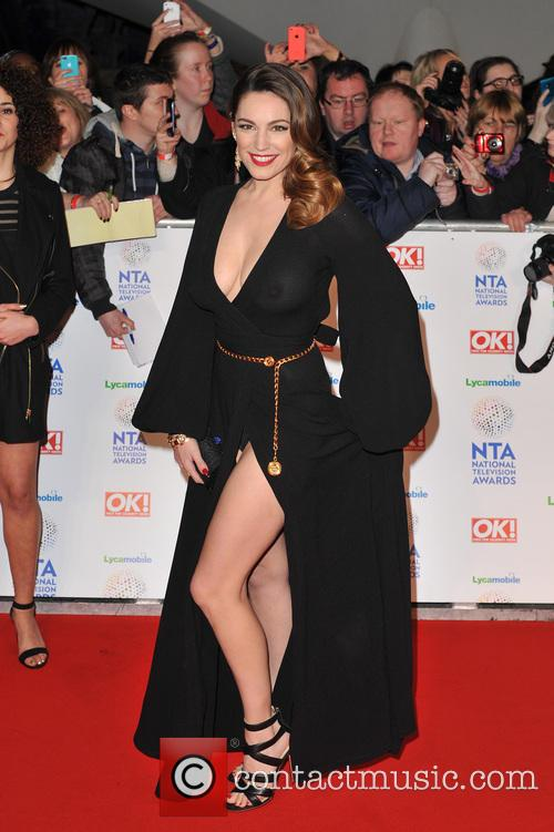 Kelly Brook, National Television Awards