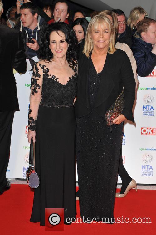 Lesley Roberts and Linda Robson 10