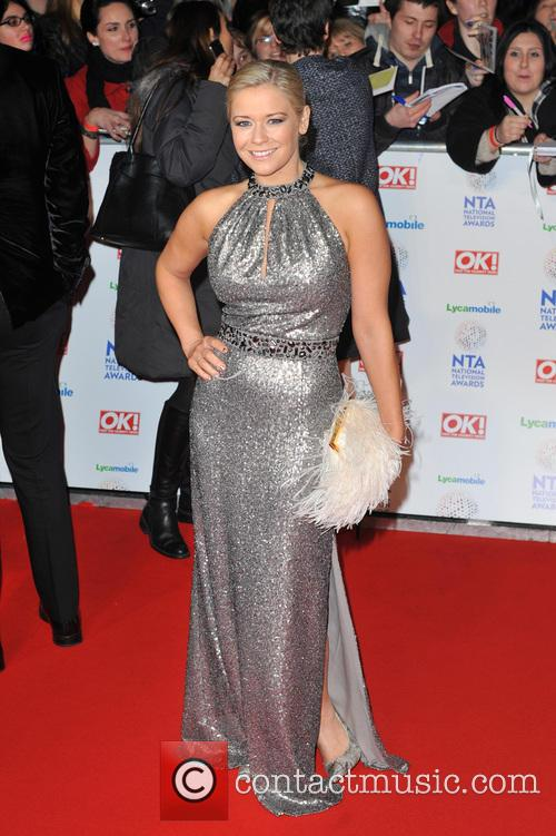 Suzanne Shaw, National Television Awards