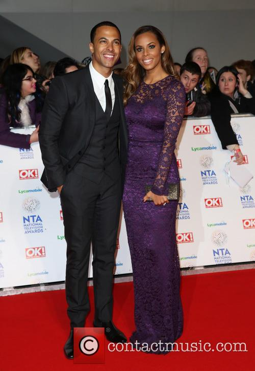Rochelle Humes, Rochelle Wiseman and Marvin Humes 7