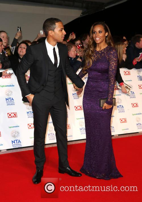 Rochelle Humes, Rochelle Wiseman and Marvin Humes 8