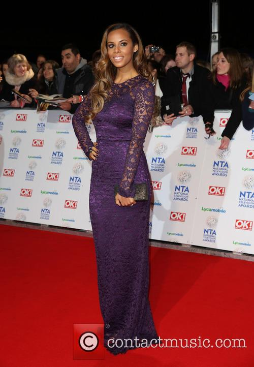 Rochelle Humes and Rochelle Wiseman 9
