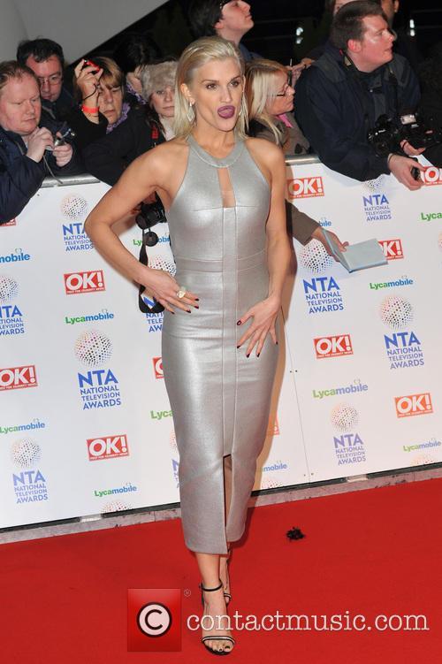 Ashley Roberts, National Television Awards
