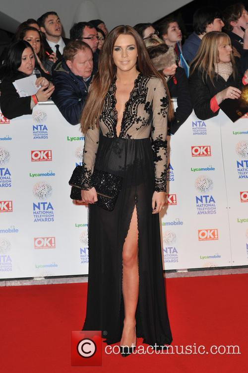 danielle lloyd national tv awards 4036590