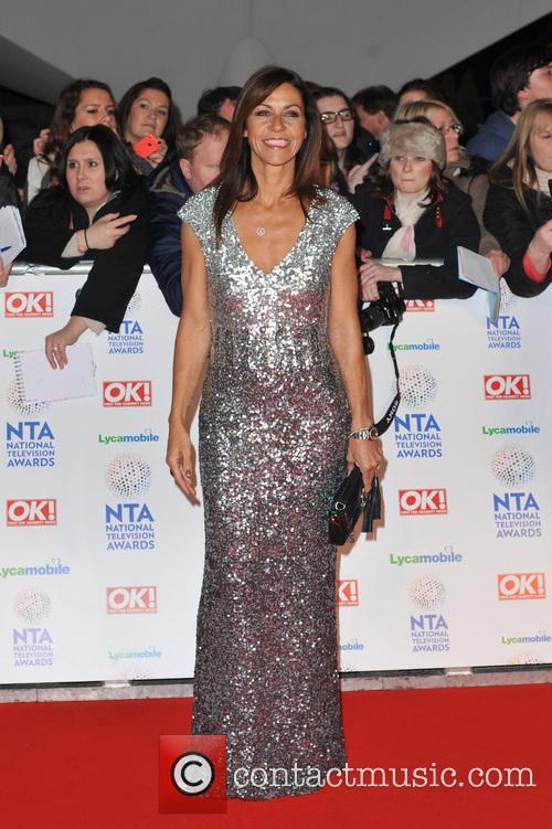 Julia Bradbury, National Television Awards
