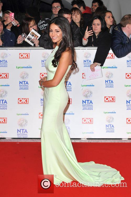 Michelle Keegan, National Television Awards