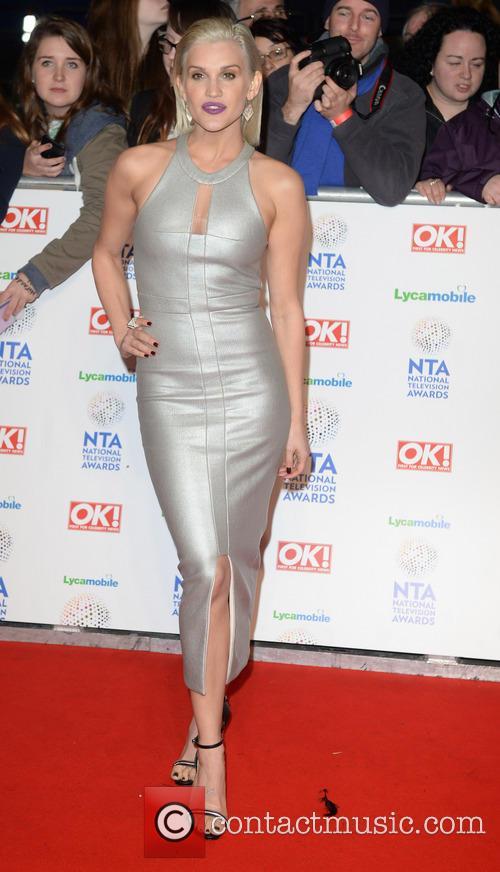 Ashley Roberts, The National Television Awards