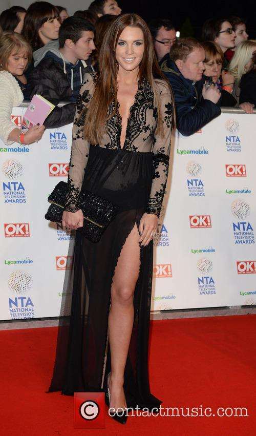 danielle lloyd the national television awards 2014 4036151