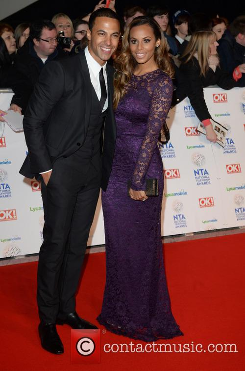 Marvin Humes and Rochelle Humes 4