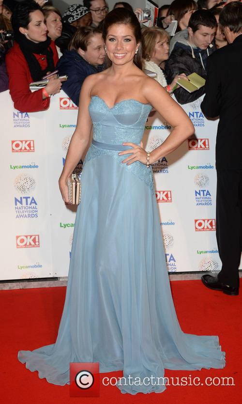 nikki sanderson the national television awards 2014 4036149
