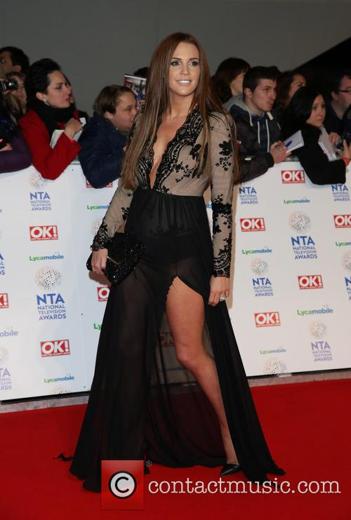 Danielle Lloyd, The National Television Awards