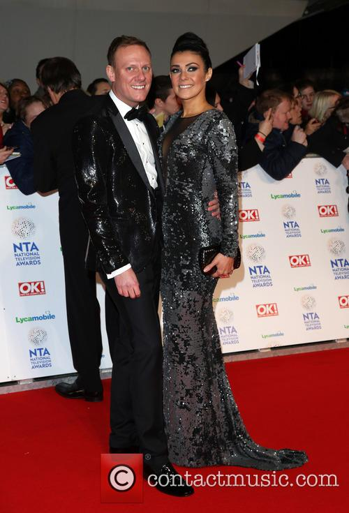 Kym Marsh, Antony Cotton, The National Television Awards
