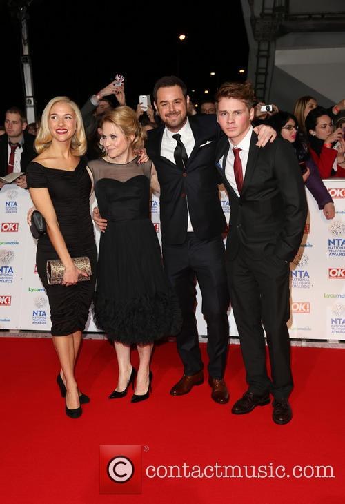 Maddy Hill Kelly Bright danny Dyer Sam Strike