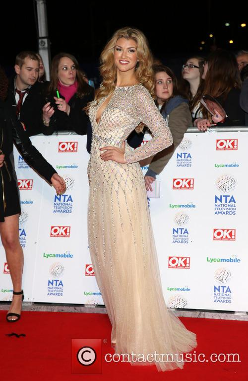 amy willerton the national television awards 2014 4037308