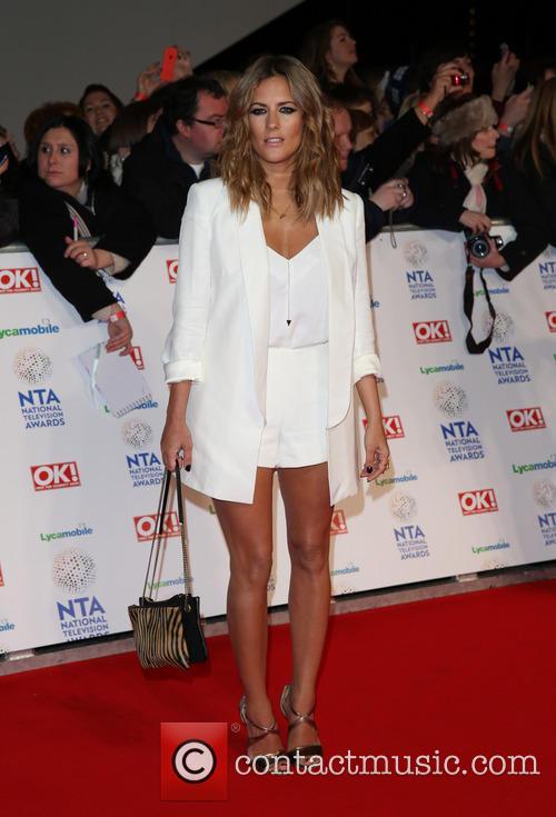 Caroline Flack, The National Television Awards
