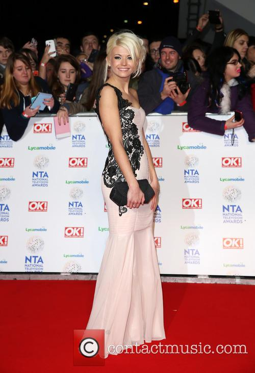 Danielle Harold, The National Television Awards