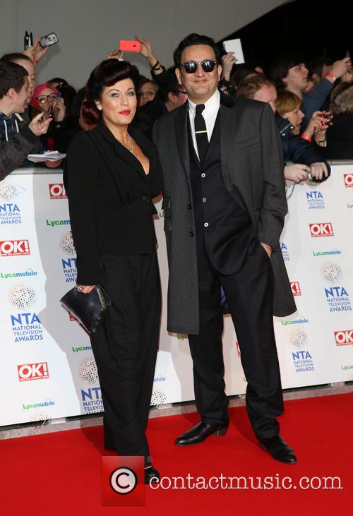 Jessie Wallace and Tim Arnold 5