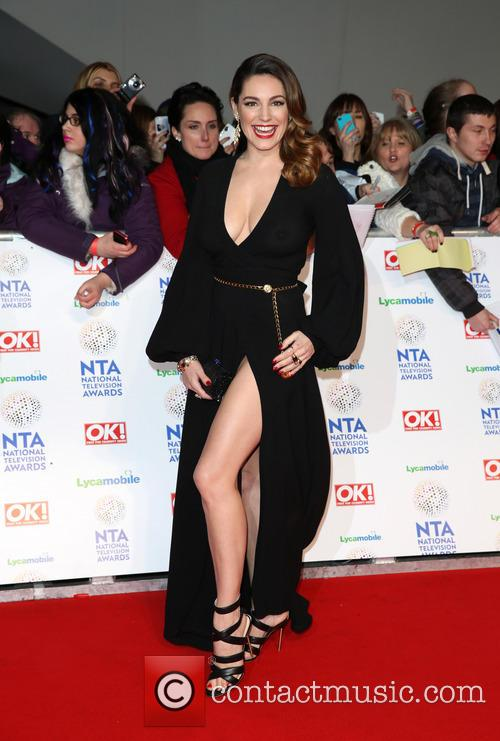 Kelly Brook, The National Television Awards