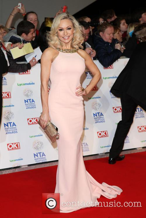 Kristina Rihanoff, The National Television Awards