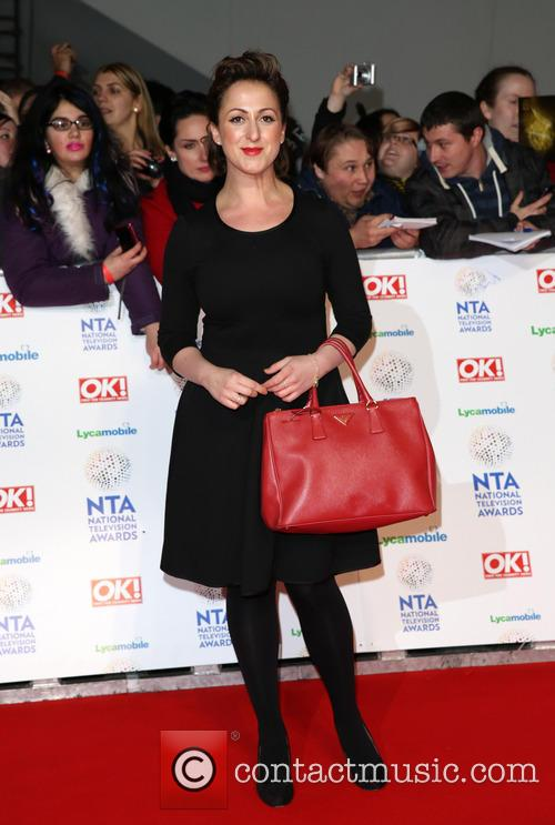 natalie cassidy the national television awards 2014 4037329