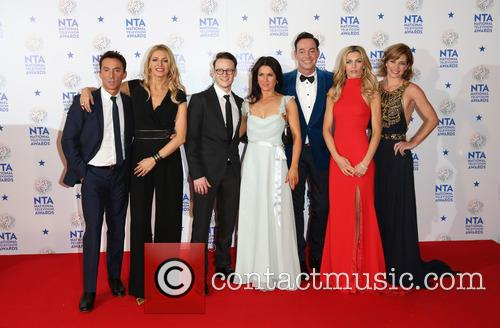 Bruno Tonioli, Tess Daly, Kevin Clifton, Susanna Reid, Craig Revel Horwood, Abbey Clancy, Darcey Bussel and Strictly Come Dancing 5