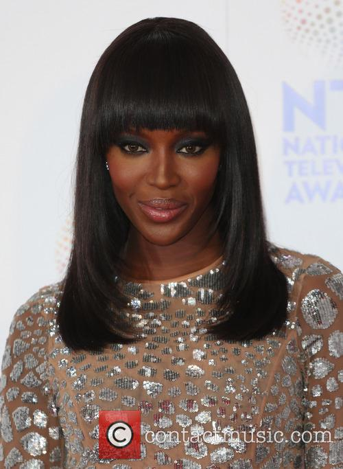 Naomi Campbell, The National Television Awards